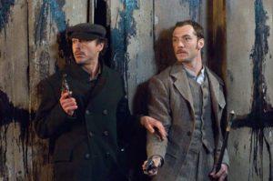 Sherlock Holmes – além do cânone