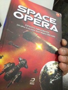 Chegou da gráfica! – Space Opera II