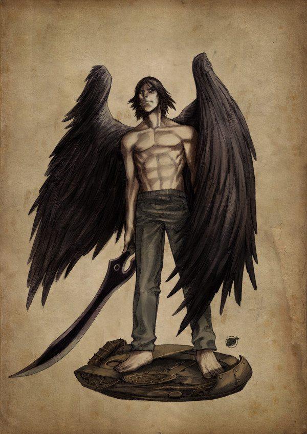 6-Edgar Crow
