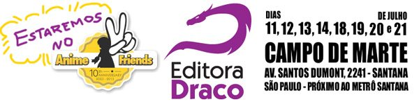 Editora Draco - Anime Friends