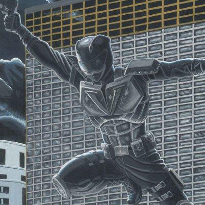 """Super-Heróis: Um bate-papo com Alex Ricardo Parolin, autor de """"Novo herói na cidade"""""""