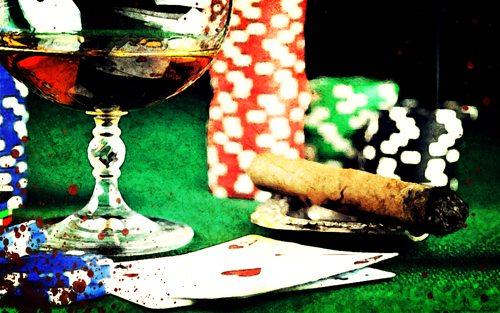 Escrevendo _Noite de Poker_, de Fábio Aresi