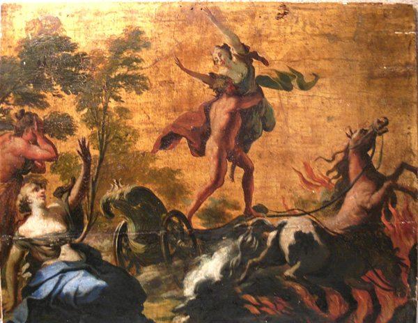 """O mito de Hades e Perséfone em """"O Castelo das Águias"""""""