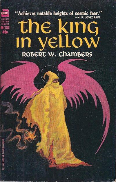 """""""O Rei Amarelo"""" – Quadrinhos – Guia para submissão de trabalhos"""