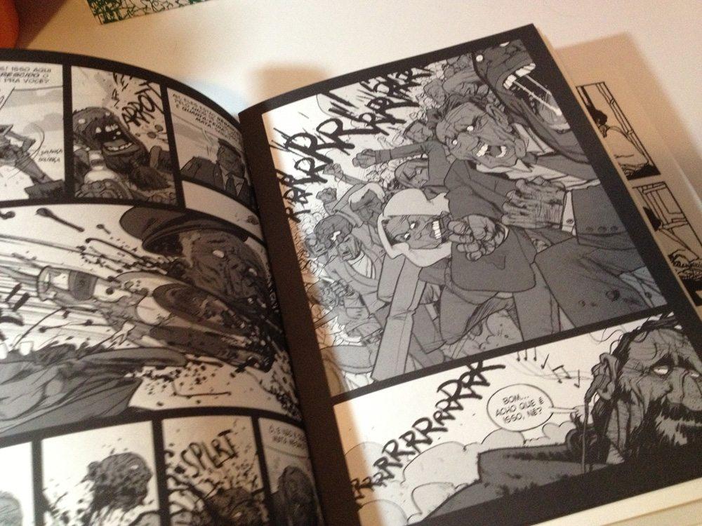 Imaginários em Quadrinhos – volume 4 – resultados para a coletânea