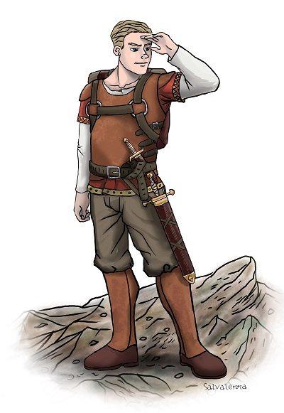 Os Personagens de Crônicas de Atlântida – Parte II