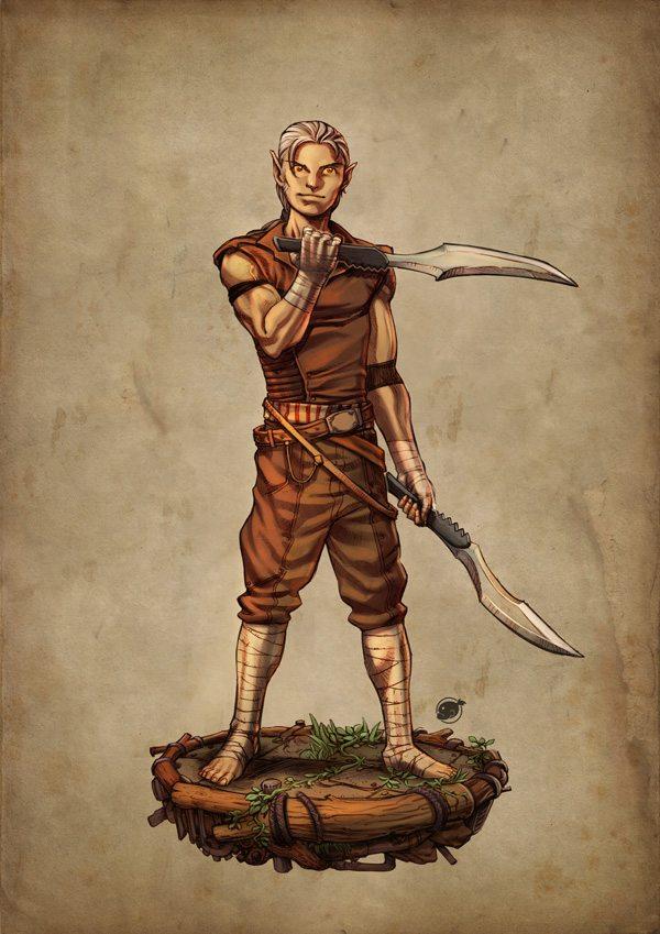 O Baronato de Shoah – Galeria de Personagens – Parte II