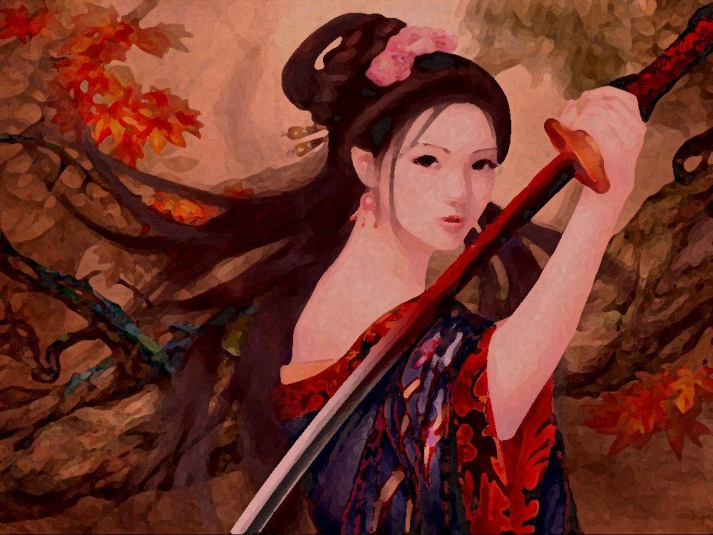 princesa-guerreira