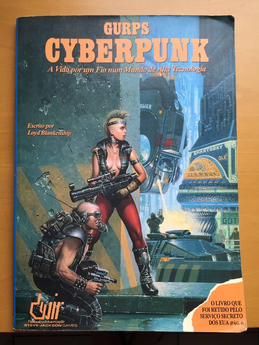 Cyberpunk – Coletânea – Guia para submissão de contos