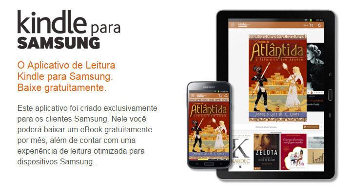 Crônicas de Atlântida – o tabuleiro dos deuses no Kindle for Samsung