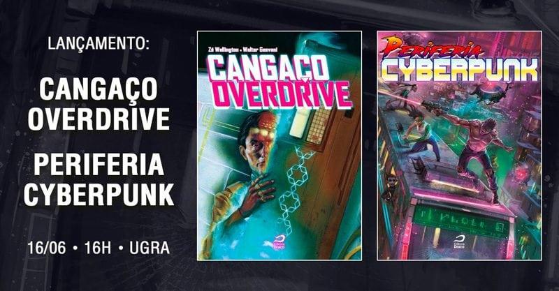 cangaço + cyberpunk na ugra