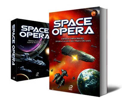 Book Trailer da antologia SPACE OPERA II