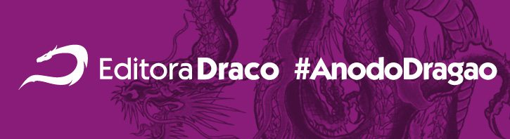 Lançamentos da Draco no Ano do Dragão: coletâneas