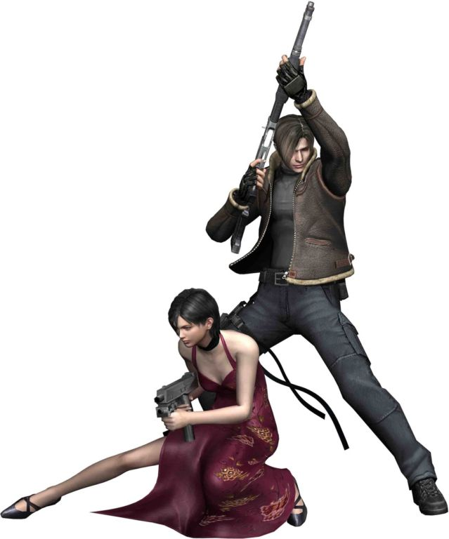 Leon-and-Ada--RE4--resident-evil-722334_639_768