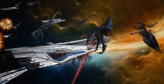 Space Opera III – Resultado da Seleção de Histórias
