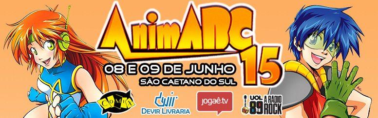 Draco convidada para o AnimABC!