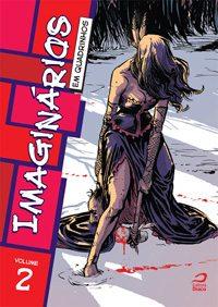 Imaginários em Quadrinhos, v. 2, org. Raphael Fernandes