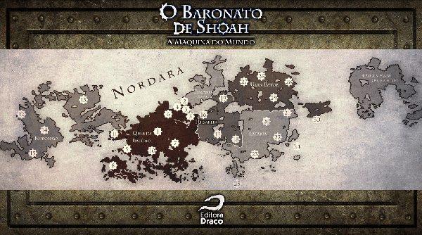 O Baronato de Shoah: o mapa de Nordara