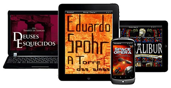E-books e a independência de dispositivos