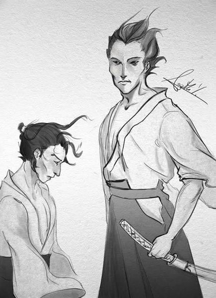 """Samurais x Ninjas: Como escrevi """"A busca pela imortalidade"""""""