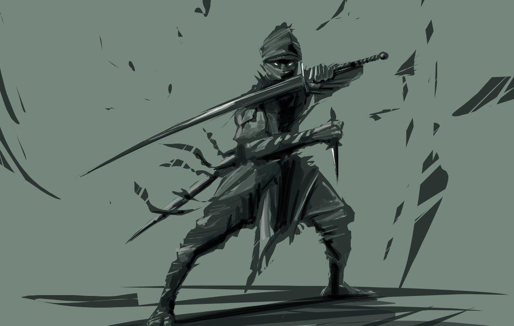 """Samurais x Ninjas: Como escrevi """"Morte e Honra"""""""