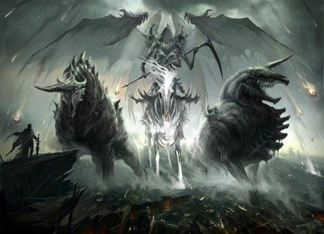 O que é Dark Fantasy?
