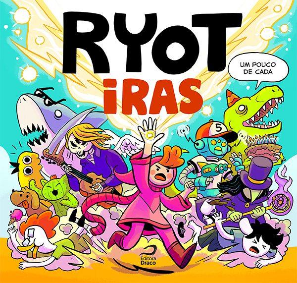 Ryotiras – Um pouco de cada – Lançamento oficial em BH