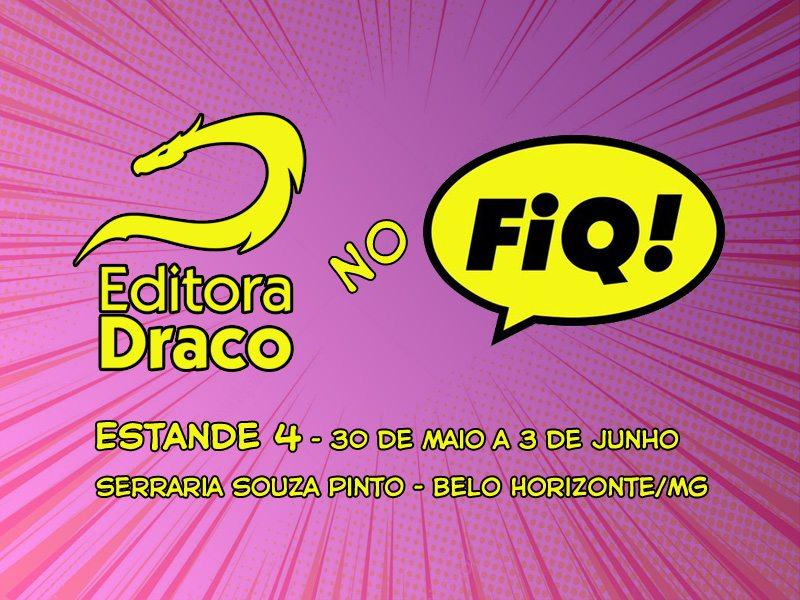 Draco no Festival Guia Internacional de Quadrinhos